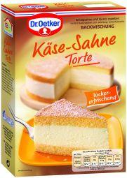 Dr. Oetker Käse-Sahnetorte