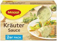Maggi Kräuter Sauce, 2er Pack