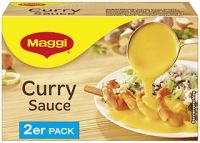 Maggi Curry Sauce, 2er Pack