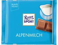 Ritter Sport Alpenmilch, BBF 08.10.21