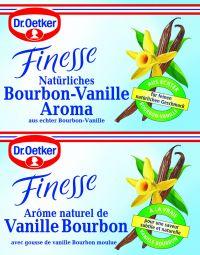 Dr. Oetker Finesse Bourbon-Vanilla Aroma