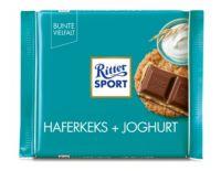 Ritter Sport Haferkeks + Joghurt, BBF 16.09.21
