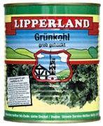 Lipperland Grünkohl, grob gehackt