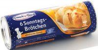 Knack&Back Sonntagsbrötchen, Best Before 22.11.21