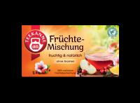 Teekanne Früchte-Mischung