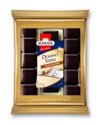 Schulte Domino-Steine mit Zartbitterschokolade