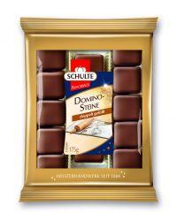 Schulte Domino-Steine mit Vollmilchschokolade