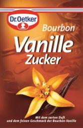 Dr. Oetker Bourbon Vanillezucker