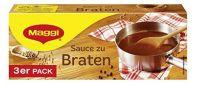 Maggi Soße zu Braten 3er Pack, Best Before 09/21