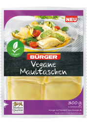 Bürger Maultaschen Vegan, Best Before 30.10.21