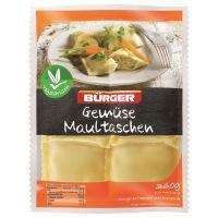 Bürger Gemüsemaultaschen, Best Before 01.11.21
