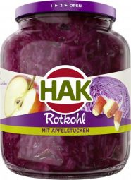 HAK Rotkohl, small jar