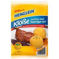 Henglein frischer Klossteig, Best Before 12.11.21