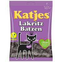 Katjes Lakritz Batzen