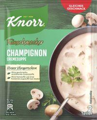 Knorr Champignon Cremesuppe