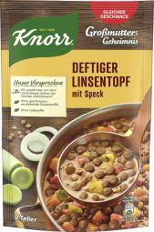 Knorr Deftiger Linsentopf