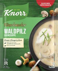 Knorr Waldpilzcremesuppe