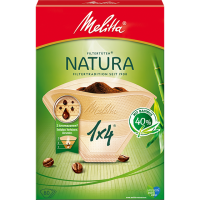 Melitta Natura 1x4 made with bamboo