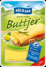 Milram Buttjer- Butterkäse, Best Before 24.11.21