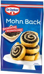 Dr. Oetker Mohn Back