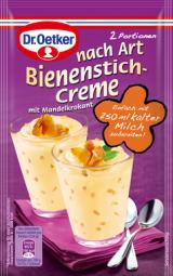 Dr. Oetker Bienenstich Creme