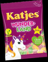 Katjes Wunderland, sauer