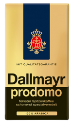 Dallmayr Prodomo, ground coffee