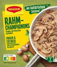 Maggi Fix Rahm Champignons
