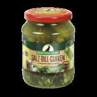 Spreewaldrabe Salz-Dill-Gurken,