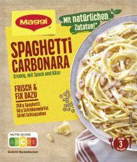 Maggi Fix Spaghetti alla Carbonara