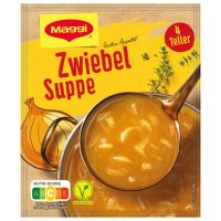 Maggi Zwiebelsuppe