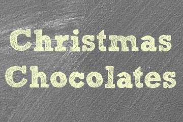 Christmas Chocolates