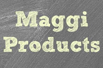 Maggi Products