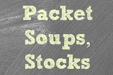 Packet Soups & Stocks