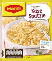 Maggi Fix Käse-Spätzle