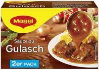 Maggi Sauce zu Gulasch, 2er Pack