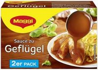 Maggi Sauce zu Geflügel, 2er Pack