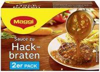 Maggi Sauce zu Hackbraten, 2er Pack