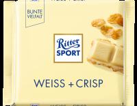 Ritter Sport Weiss+Crisp