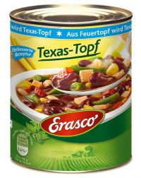 Erasco Texas-Topf