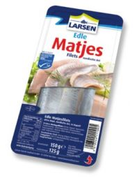 Larsen Edle Matjes Filets, 150g