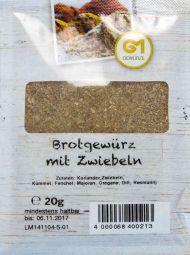 Gemara  Brotgewürz mit Zwiebeln