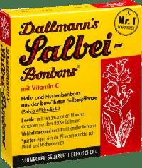 Dallmann's Salbei Bonbons