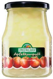 Spreewaldhof Apfelkompott, small jar