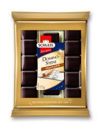 Schulte Dominos in Zartbitterschokolade