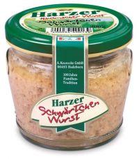 Keunecke Harzer Schwärtchenwurst