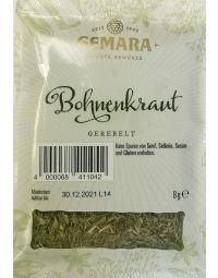 Gemara Bohnenkraut, gerebelt