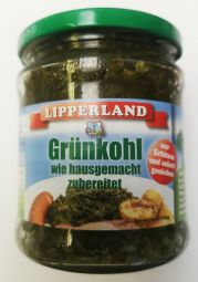 Lipperland Grünkohl, small jar