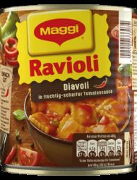 Maggi Ravioli Diavoli