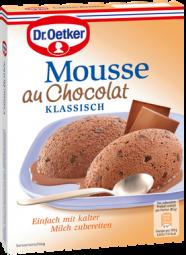 Dr. Oetker Mousse au Chocolat